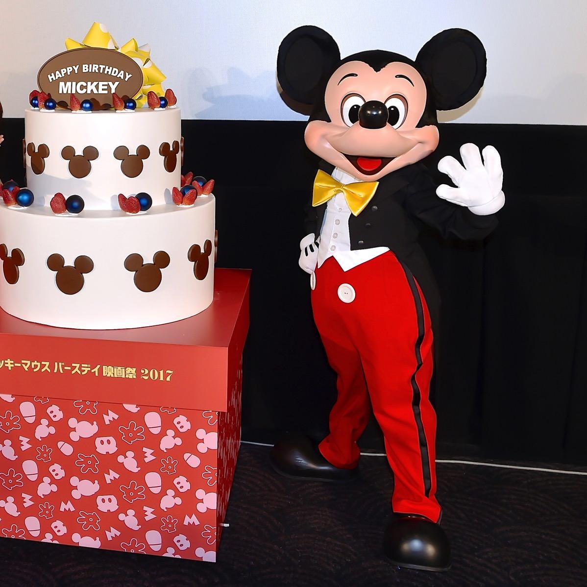 ミッキーマウス バースデイ映画祭 2017