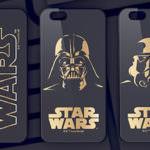 STAR WARS iPhone 6s/6用 ハードケース 金箔集合