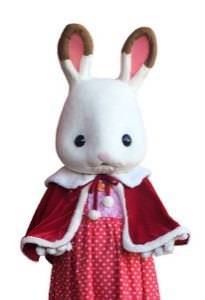 ショコラウサギ