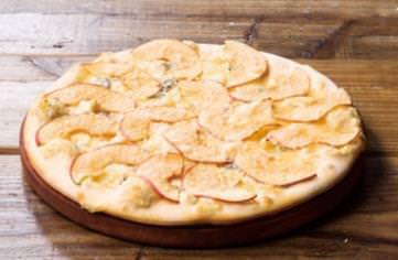 秋りんごのクワトロフォルマッジョ