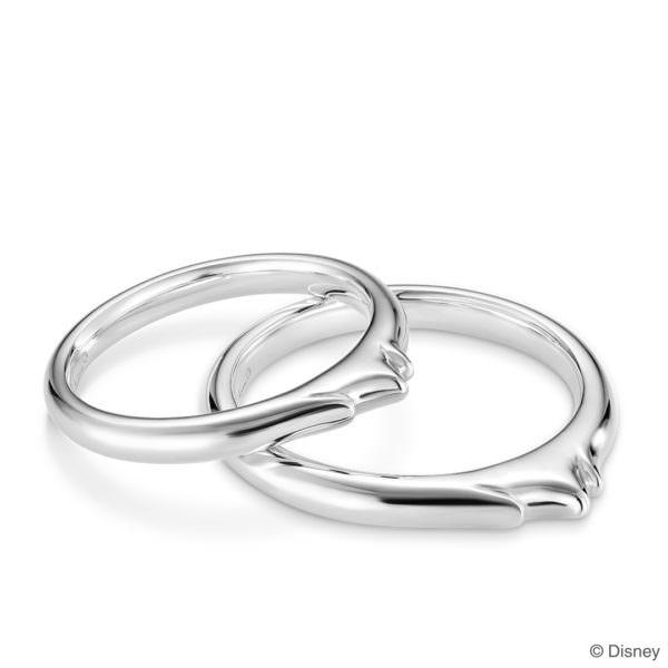 結婚指輪:ドナルド&デイジー/Happy Hip