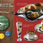 PEANUTS Cafe「クリスマスキャンペーン」