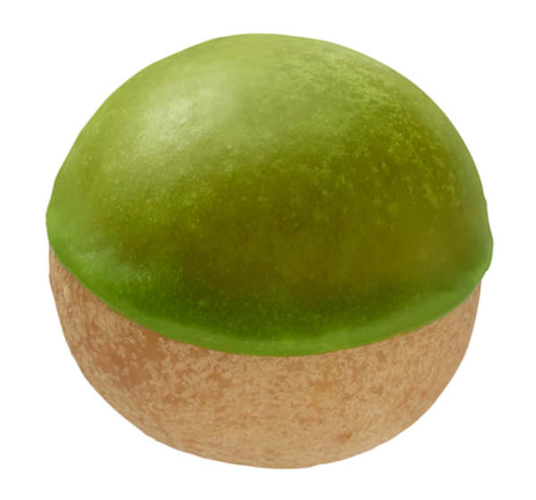 ポン・デ・ピスタチオフレーバーボール