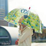 ドーム型ビニール傘