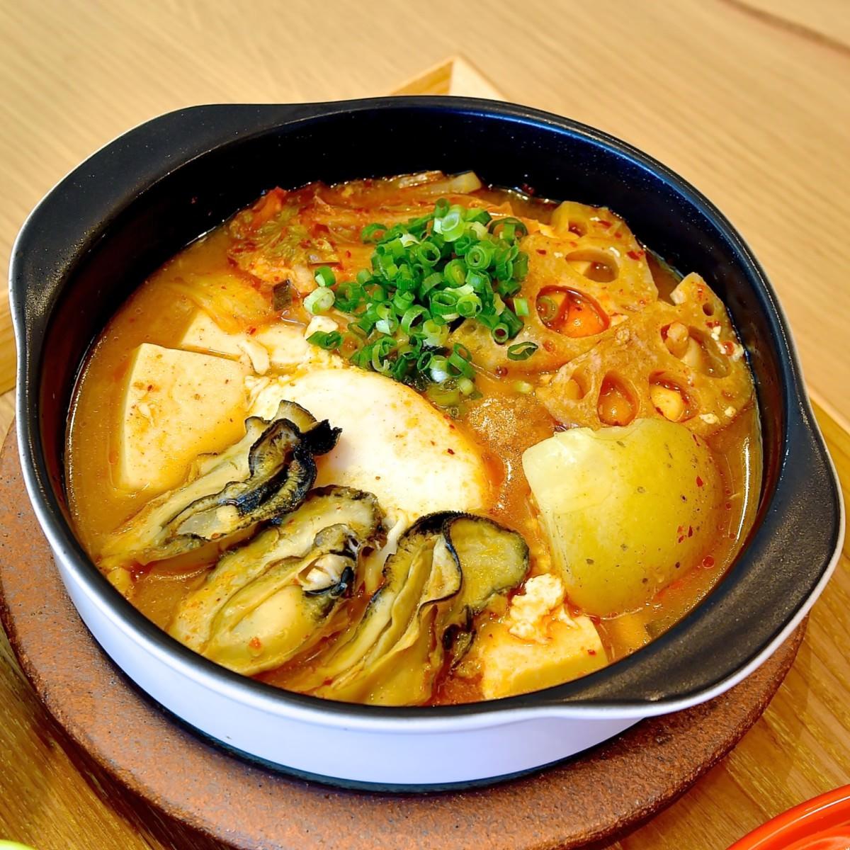   【実食レポ】おしゃれな定食スタイル!和ごはんとカフェ chawan「広島県産 牡蠣フェア」