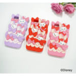 tocco closet ディズニーコレクション「iPhoneケース~Hiding in ribbon~The Aristocats ver」