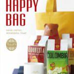 タリーズコーヒー「2018 HAPPY BAG」