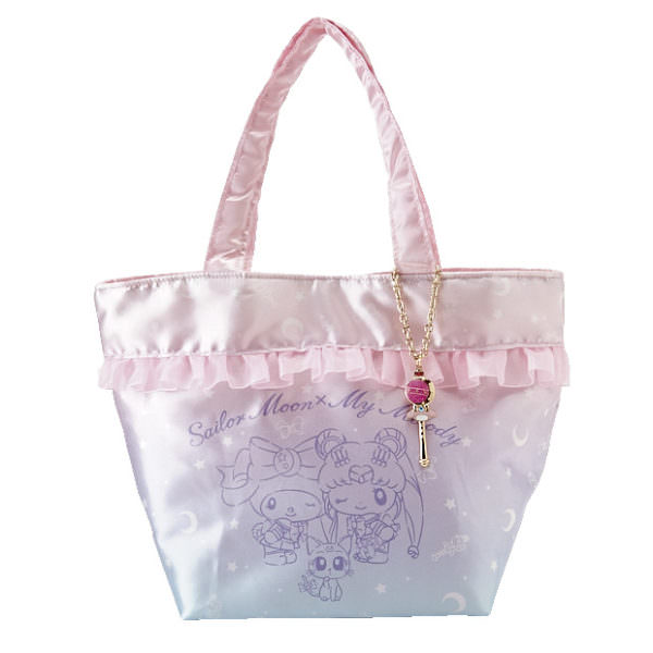 美少女戦士セーラームーン×マイメロディ 手提げバッグ