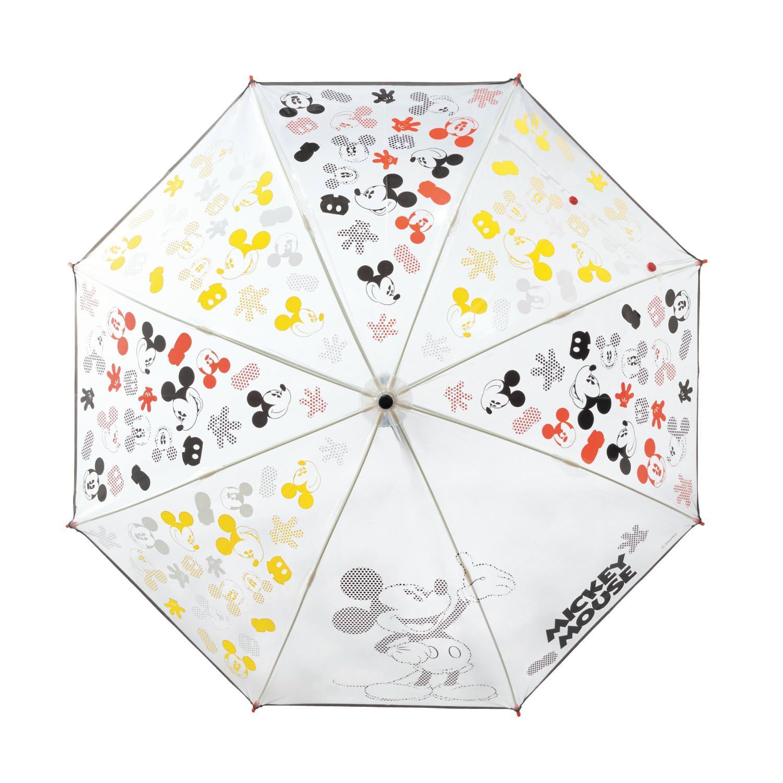 透明傘 ミッキー