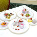 """東京ディズニーランドホテル「シャーウッドガーデン・レストラン」""""ミニーのプレシャスモーメント・ウィズ・ユー""""スペシャルメニュー"""