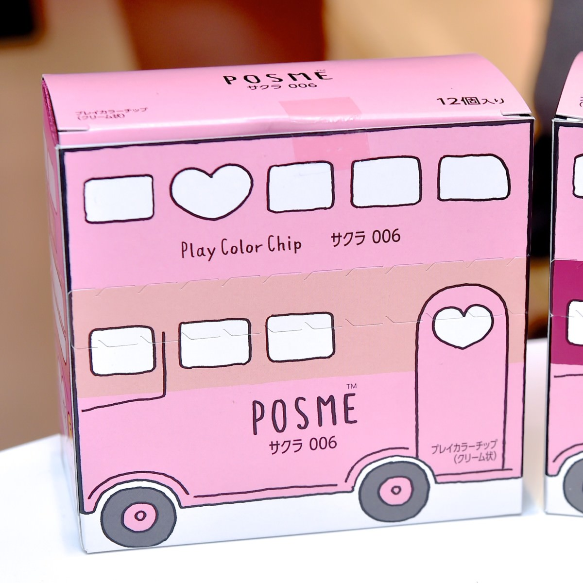 POSME(ポスメ)第1弾「Play Color Chip (プレイカラーチップ)」3