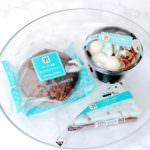 セブン-イレブン「ざくざく食感チョコミントシュー/チョコミントの和ぱふぇ/チョコミントの生ガトーショコラ」