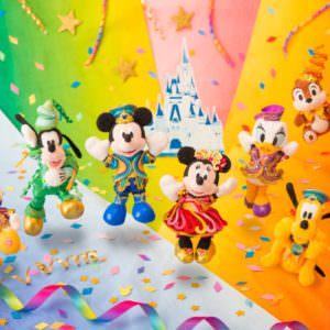 """東京ディズニーリゾート""""Happiest Celebration!""""グッズガイド"""