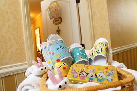 香港ディズニー イースター ホテルアメニティ