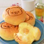 【八天堂×リラックマ】プレミアムフローズン くりーむパンケーキ
