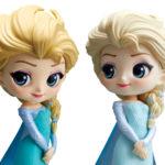 バンプレスト「Q posket Disney Characters -Elsa-」