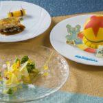 「エンパイア・グリル」(カリフォルニア料理) エンパイアディナー2