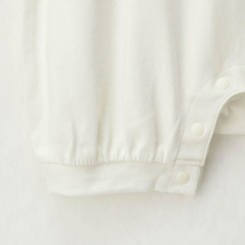 ビッグフェイスカバーオール 裾