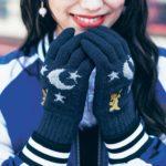 日本製スマホ対応手袋