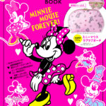 宝島社「Disney MINNIE MOUSE BOOK」