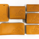 オーエスプランニング「リラックマ 革製財布シリーズ」 ラインナップ