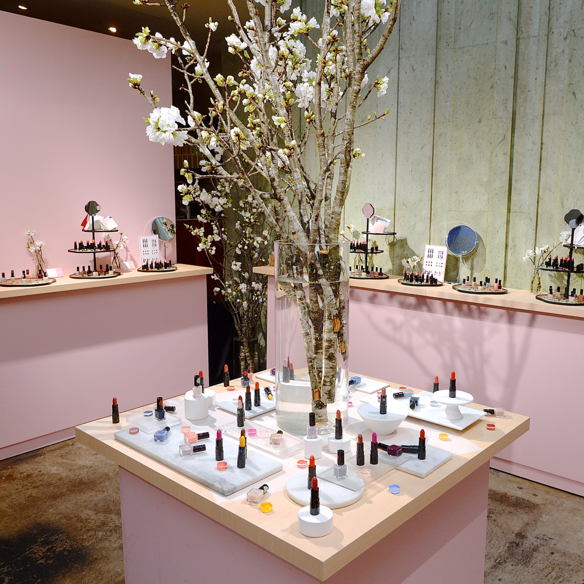 SHISEIDO POP-UP SHOP&CAFÉ PICO HANAMI  イメージ