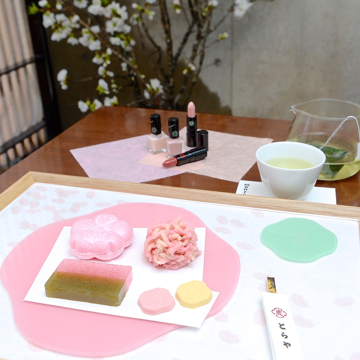 SHISEIDO POP-UP SHOP&CAFÉ PICO HANAMI サムネ