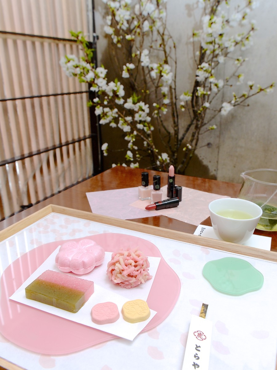 SHISEIDO POP-UP SHOP&CAFÉ PICO HANAMI