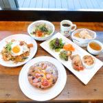東京ミッドタウン日比谷「Q CAFE by Royal Garden Cafe」