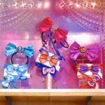 ユニバーサル・スタジオ・ジャパン『美少女戦士セーラームーン・ザ・ミラクル 4-D』身につけグッズ