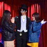 ユニバーサル・スタジオ・ジャパン「セーラームーン・スペシャル・エクスプレス・パス」タキシード仮面グリーティング