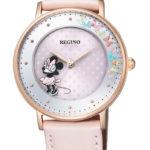 シチズン「REGUNO(レグノ)」Disneyコレクション ミニーマウスモデル