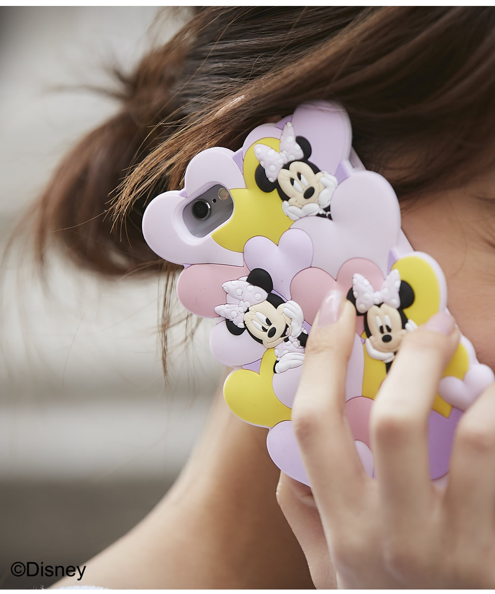 tocco closet ディズニーコレクション「iPhoneケース~Fall in LOVE~Minnie Mouse ver」アップ