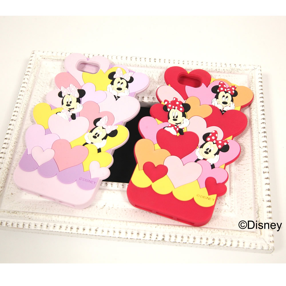 tocco closet ディズニーコレクション「iPhoneケース~Fall in LOVE~Minnie Mouse ver」