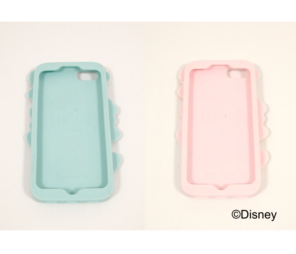 tocco closet ディズニーコレクション「iPhoneケース~In the shell~The little MERMAID ver」内側