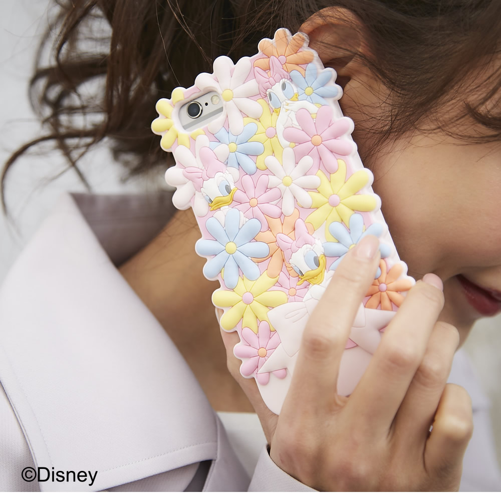 tocco closet ディズニーコレクション「iPhoneケース~Surrounded by Flowers~Daisy Duck ver」アップ