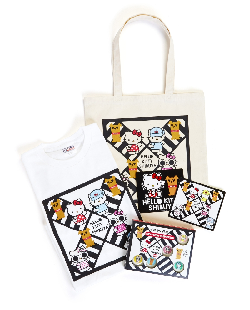 Hello Kitty Japan 渋谷店限定商品