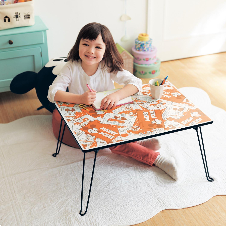 折りたたみコンパクトテーブル