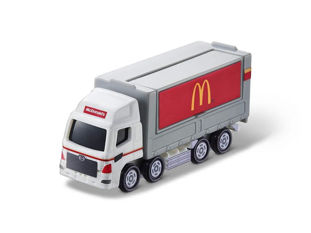 日野プロフィアマクドナルドトラック