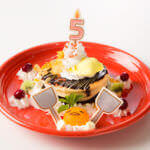5th お好み焼きパンケーキ