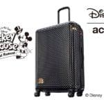 エース ディズニーデザイン「クラシカル『ミッキー』スーツケース」