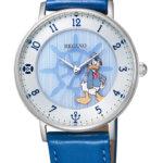 シチズン「REGUNO(レグノ)」Disneyコレクション ドナルドダックモデル