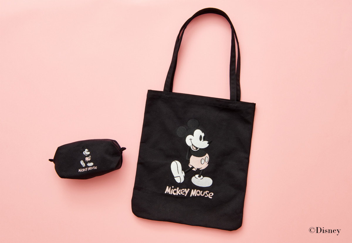 Mickey Pouch/Tote