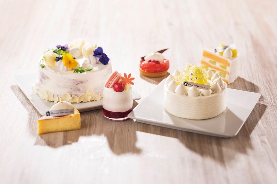 【ショップ】季節のケーキ(5月・6月)