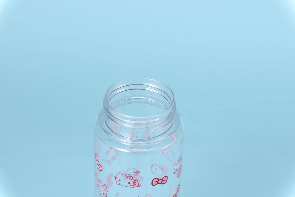 ゆるかわ サンリオキャラクターズ プラスチックボトル2
