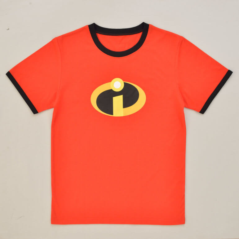 インクレディブル・ファミリー プレミアムヒーローなりきりTシャツ_02