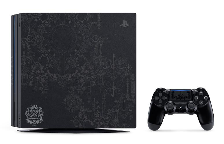 PlayStation®4 Pro KINGDOM HEARTS III LIMITED EDITION <数量限定>