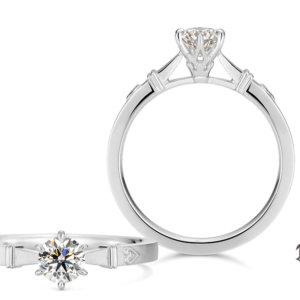 「キングダムハーツ」の婚約指輪