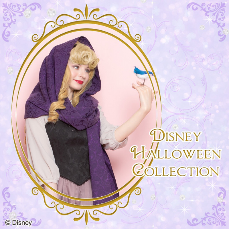 シークレットハニー Disney Halloween Collection 2018「Once Upon A Dream Dress (Sleeping Beauty)」