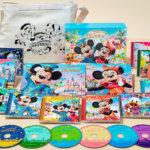 ユーキャン 東京ディズニーリゾート35周年記念音楽コレクション「Happiest(ハピエスト)」商品一覧